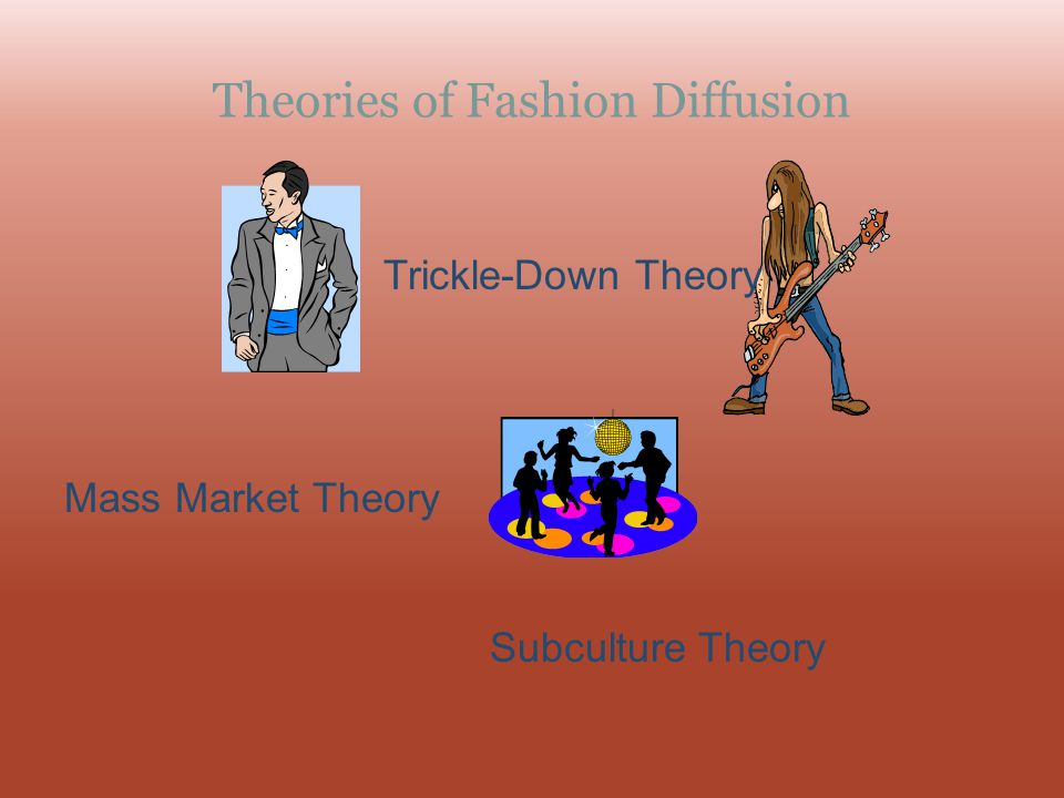 Theories of Fashion Diffusion