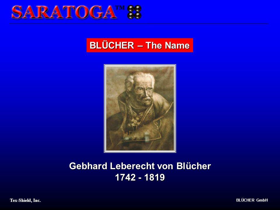 Gebhard Leberecht von Blücher