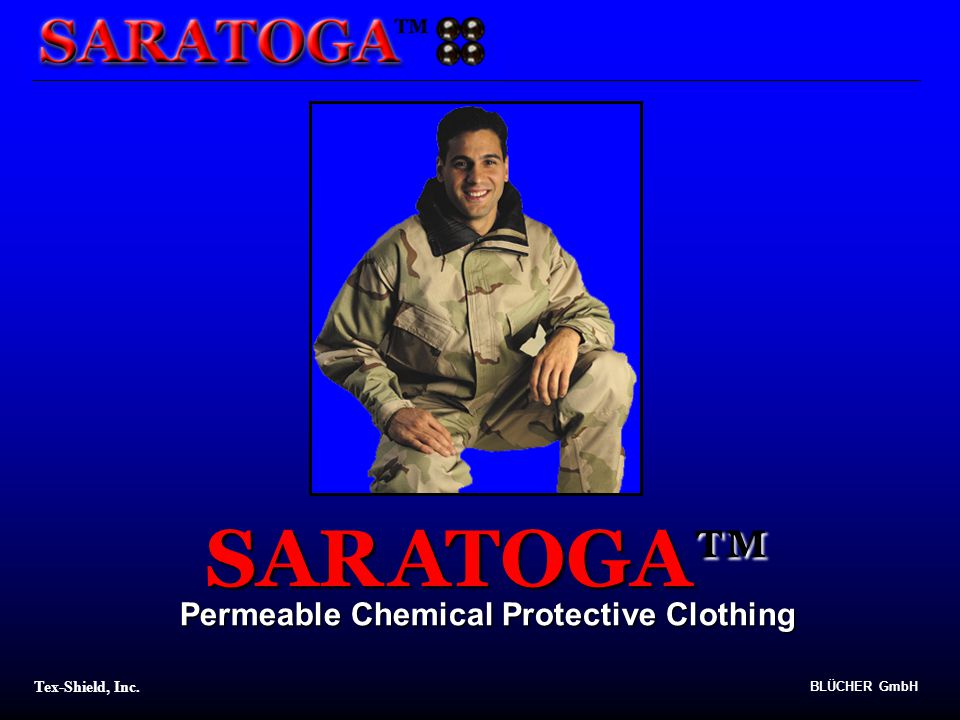 Permeable Chemical Protective Clothing