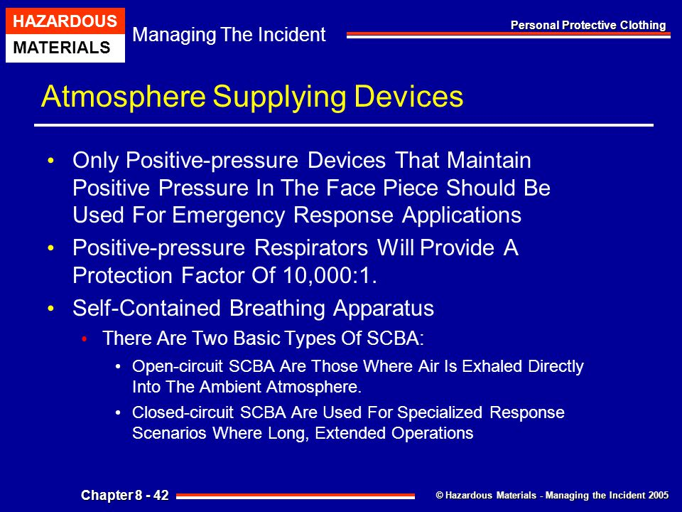 Atmosphere Supplying Devices