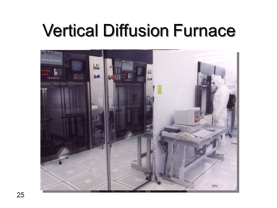 Vertical Diffusion Furnace