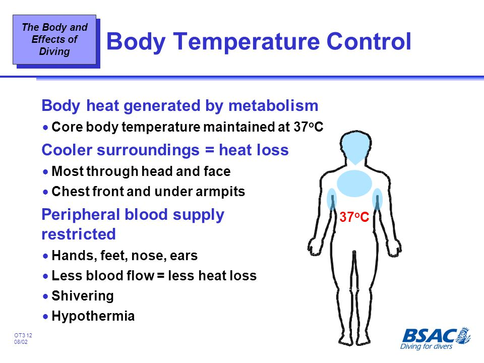 Body Temperature Control