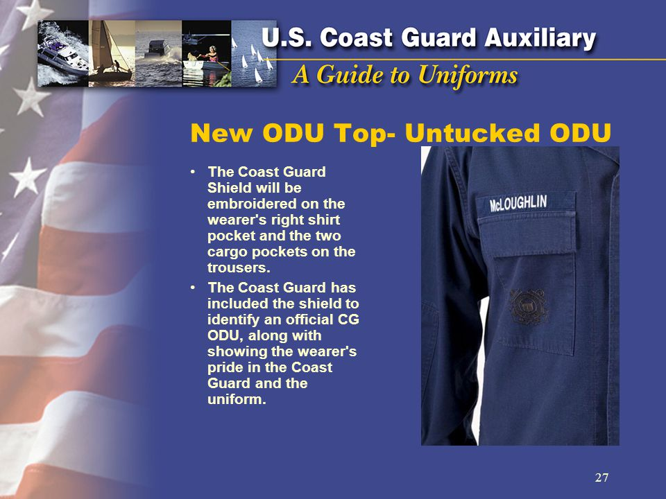 New ODU Top- Untucked ODU
