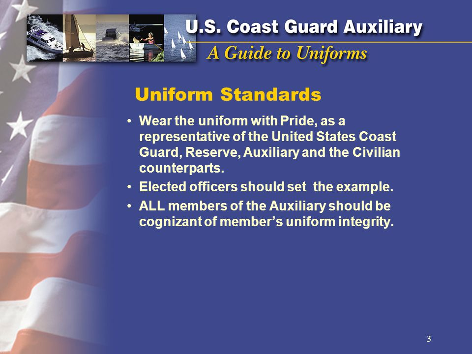 Uniform Standards