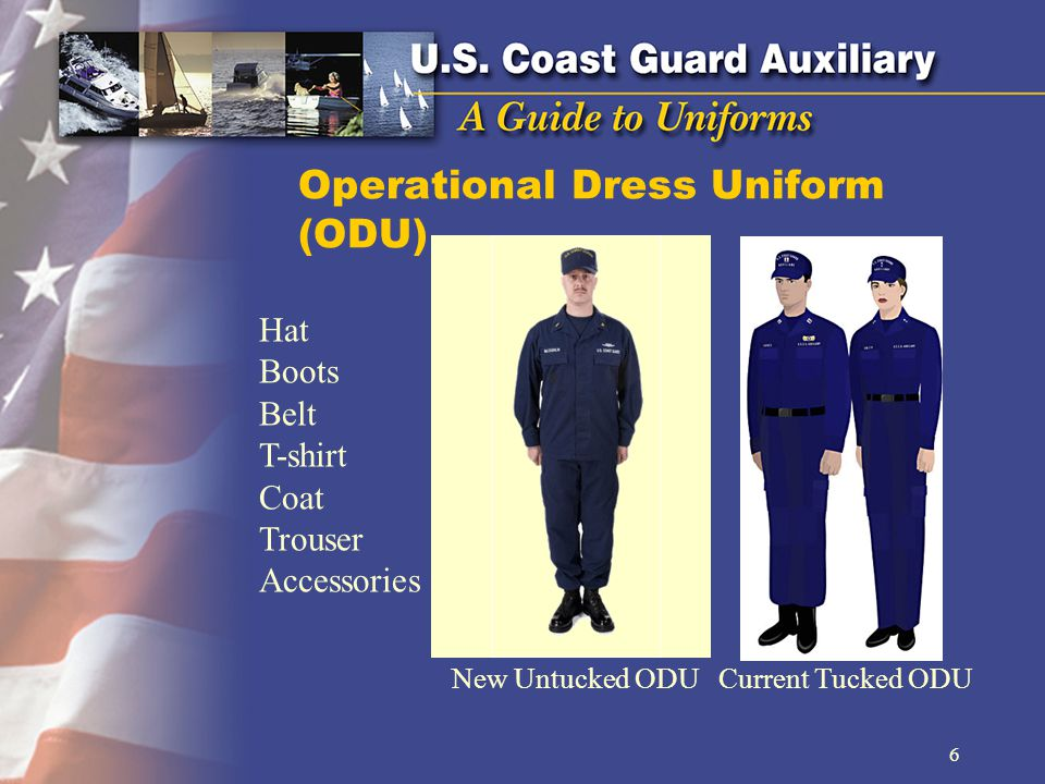 Operational Dress Uniform (ODU)
