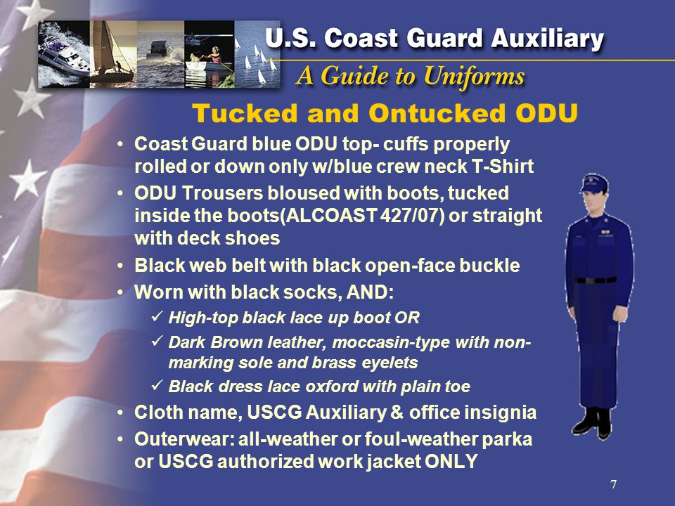 Tucked and Ontucked ODU
