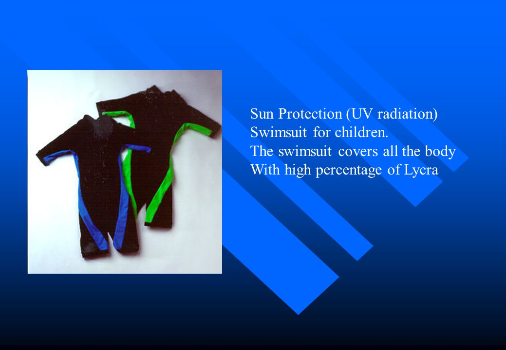 Sun Protection (UV radiation)