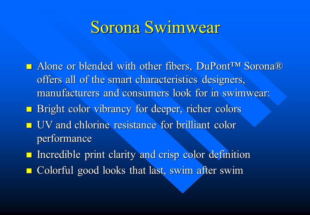 Sorona Swimwear
