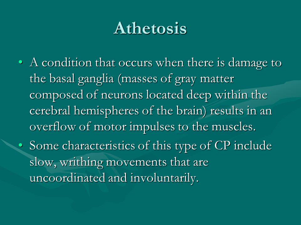 Athetosis