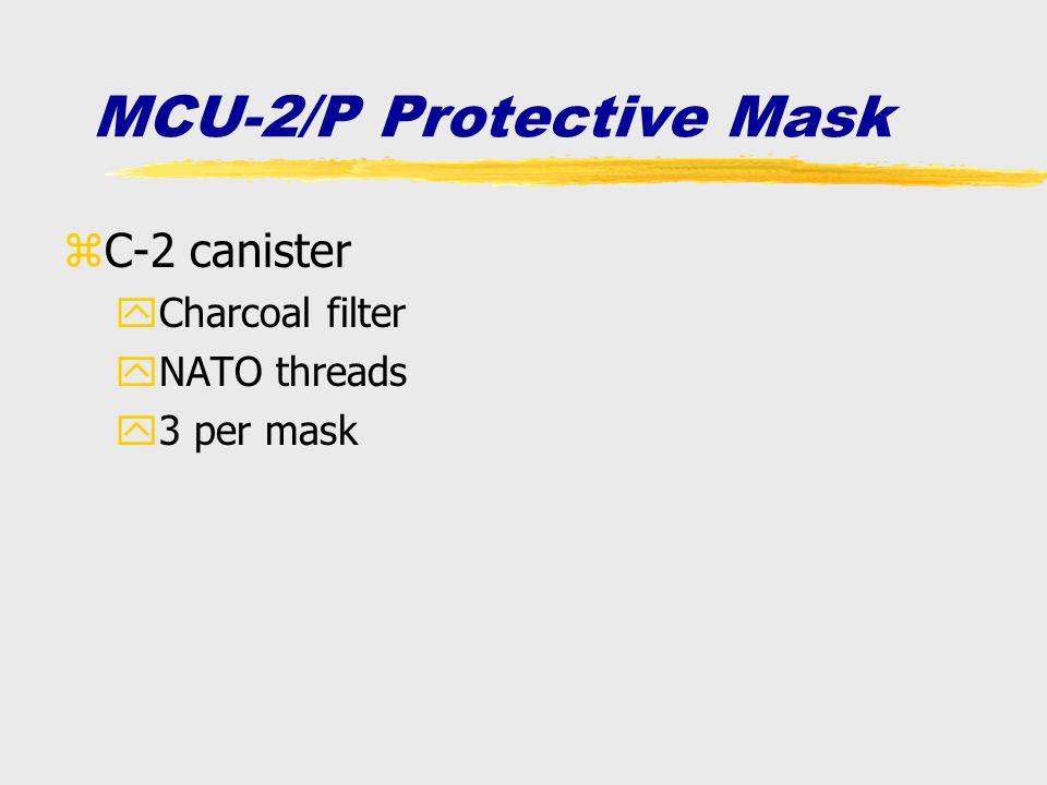 MCU-2/P Protective Mask