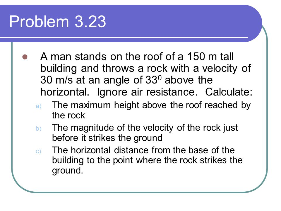 Problem 3.23