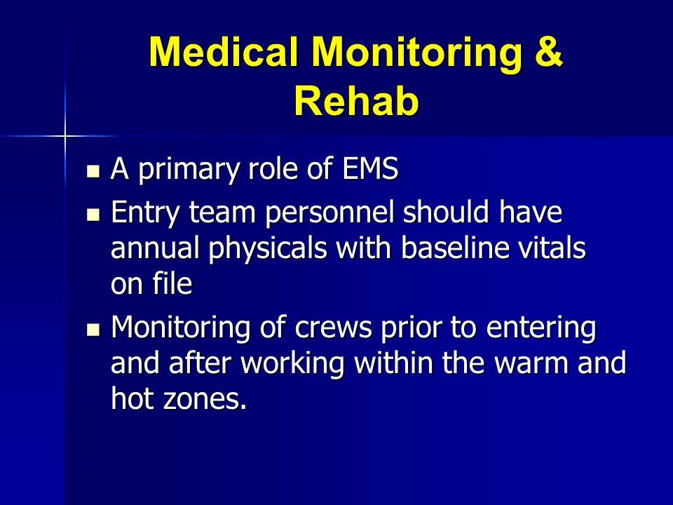 Medical Monitoring & Rehab