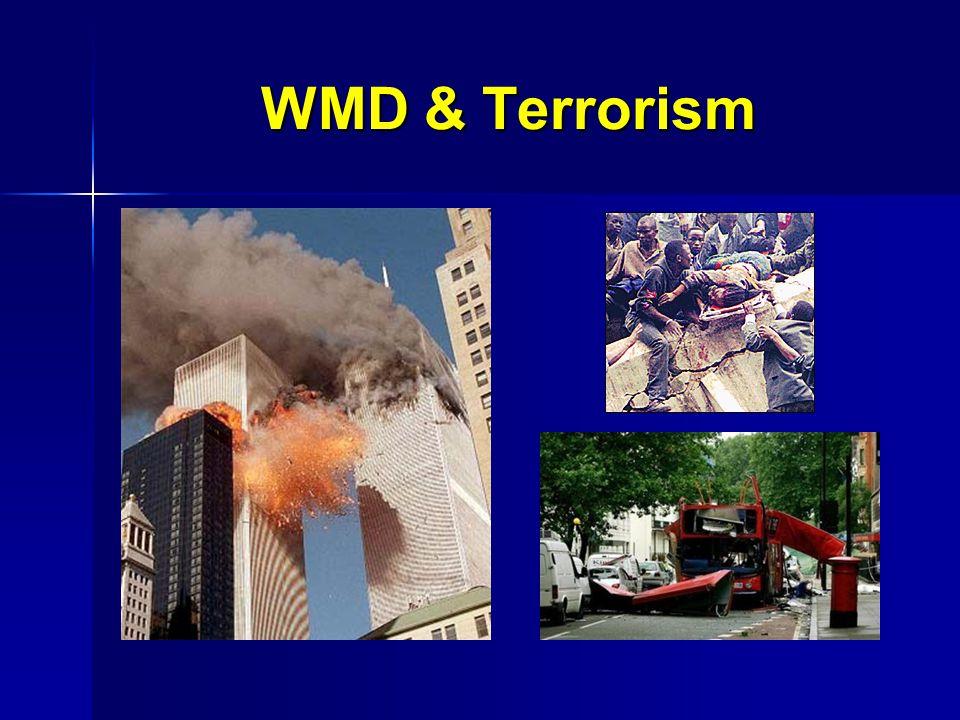 WMD & Terrorism