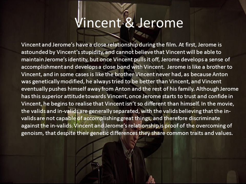 Vincent & Jerome