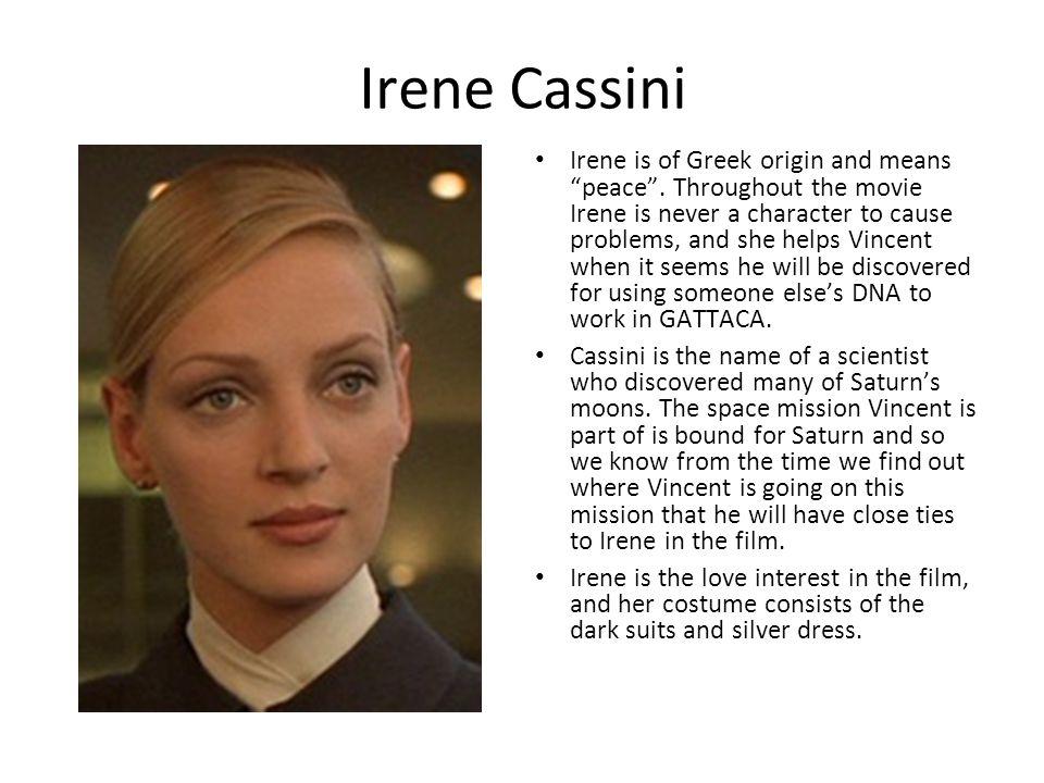 Irene Cassini