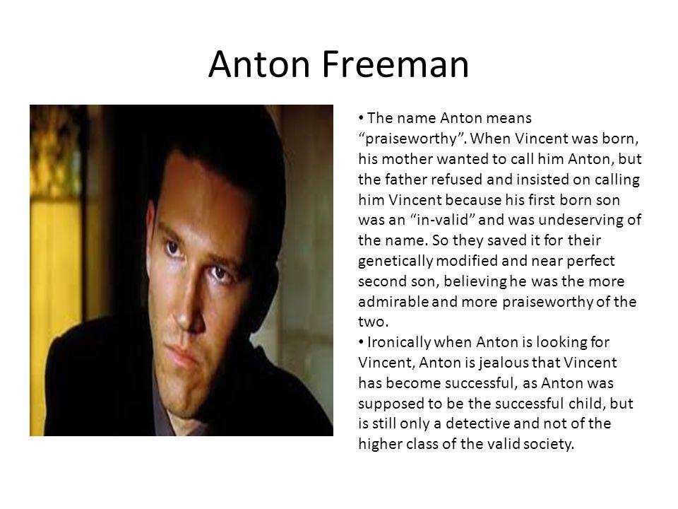 Anton Freeman