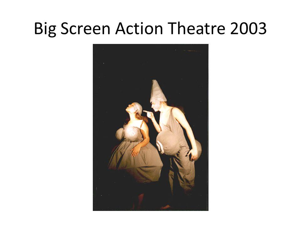 Big Screen Action Theatre 2003