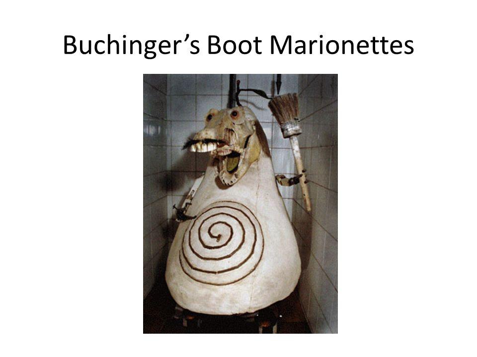 Buchinger's Boot Marionettes
