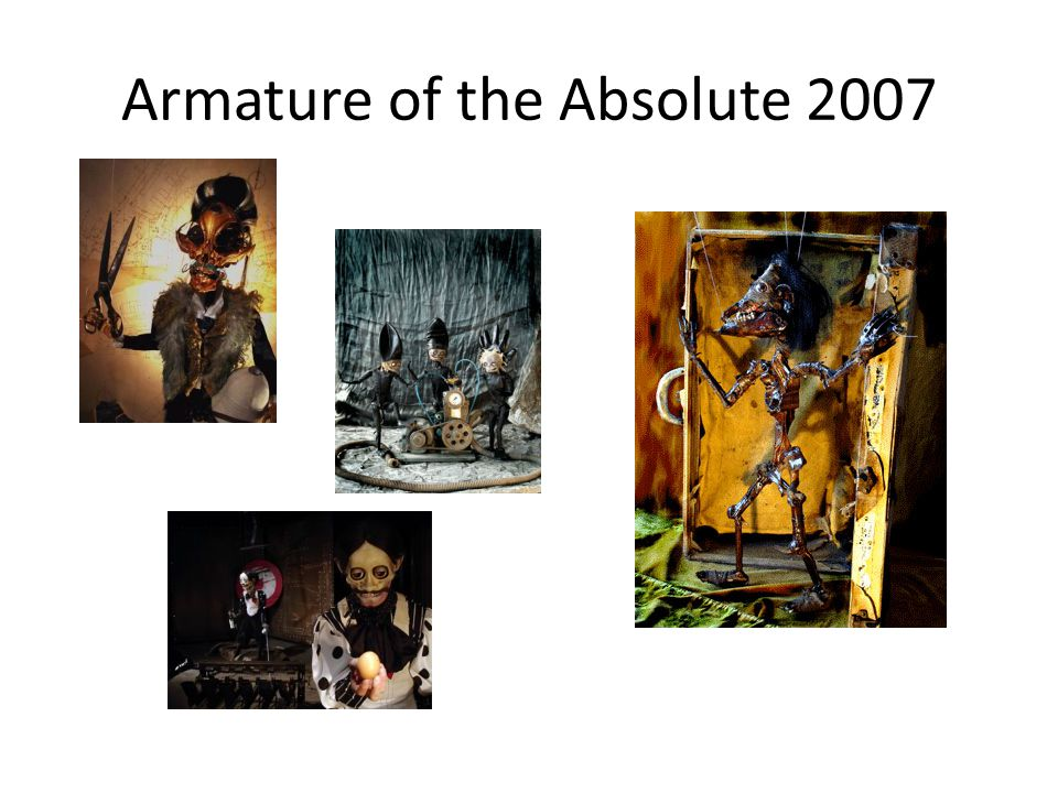 Armature of the Absolute 2007