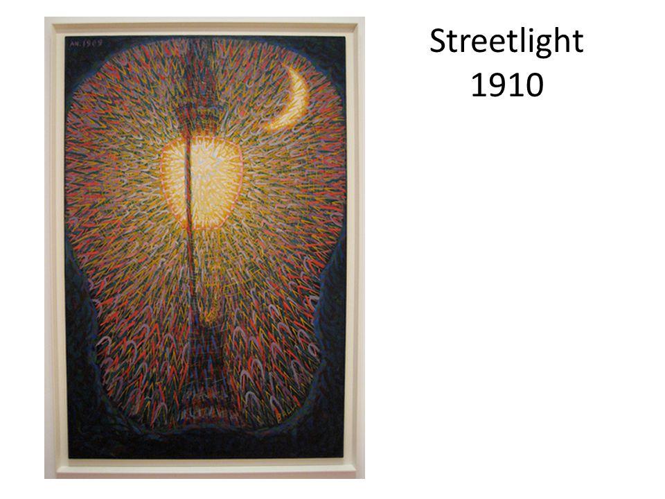 Streetlight 1910
