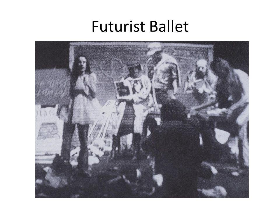 Futurist Ballet