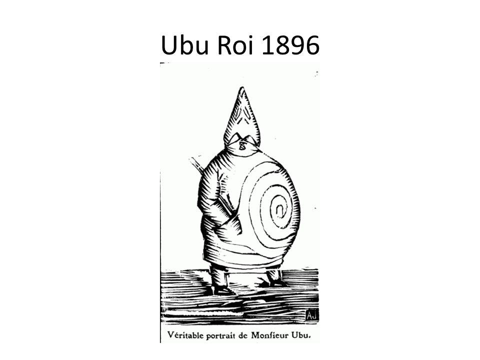 Ubu Roi 1896