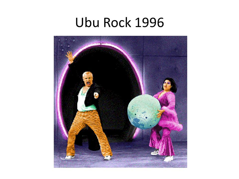 Ubu Rock 1996