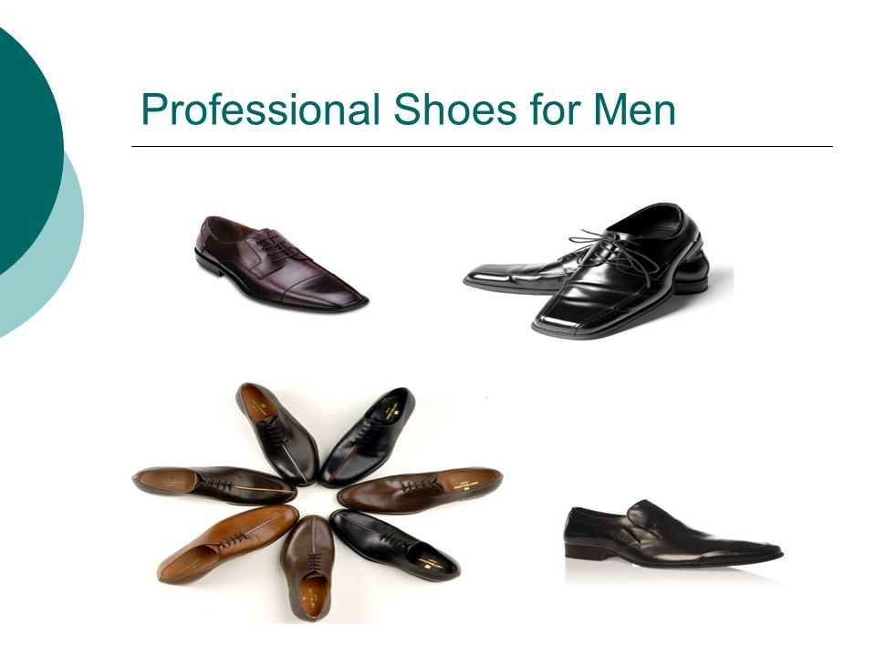 Professional Shoes for Men