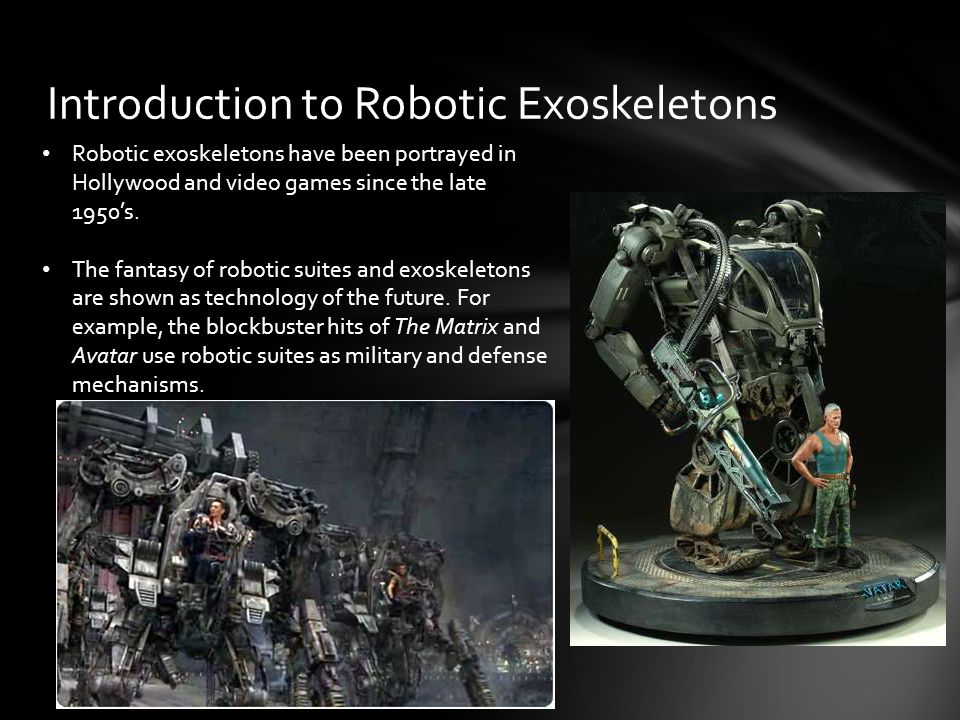 Introduction to Robotic Exoskeletons