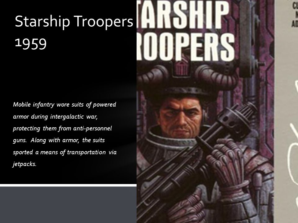Starship Troopers 1959