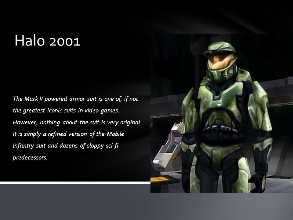 Halo 2001