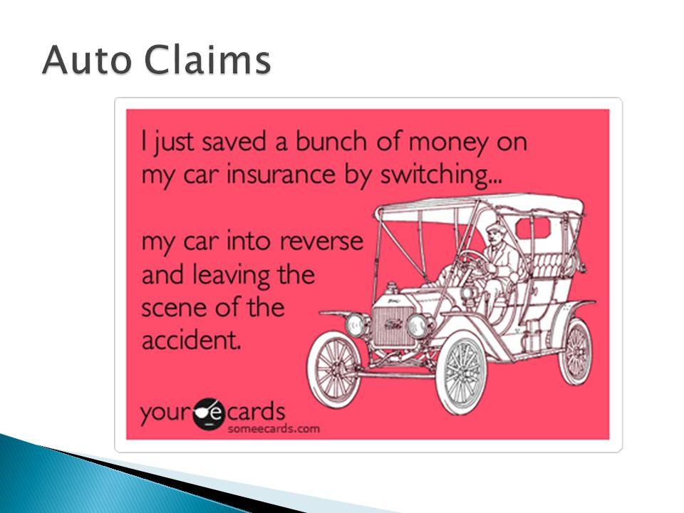 Auto Claims