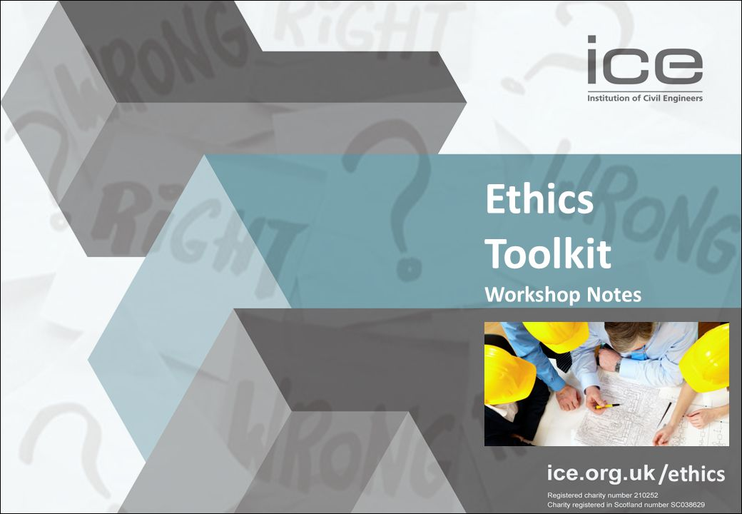 Ethics Toolkit Workshop Notes
