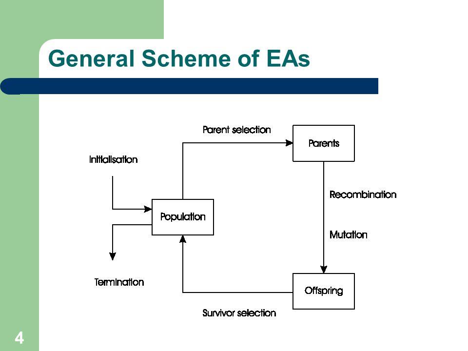 General Scheme of EAs
