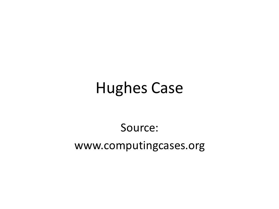 Source: www.computingcases.org