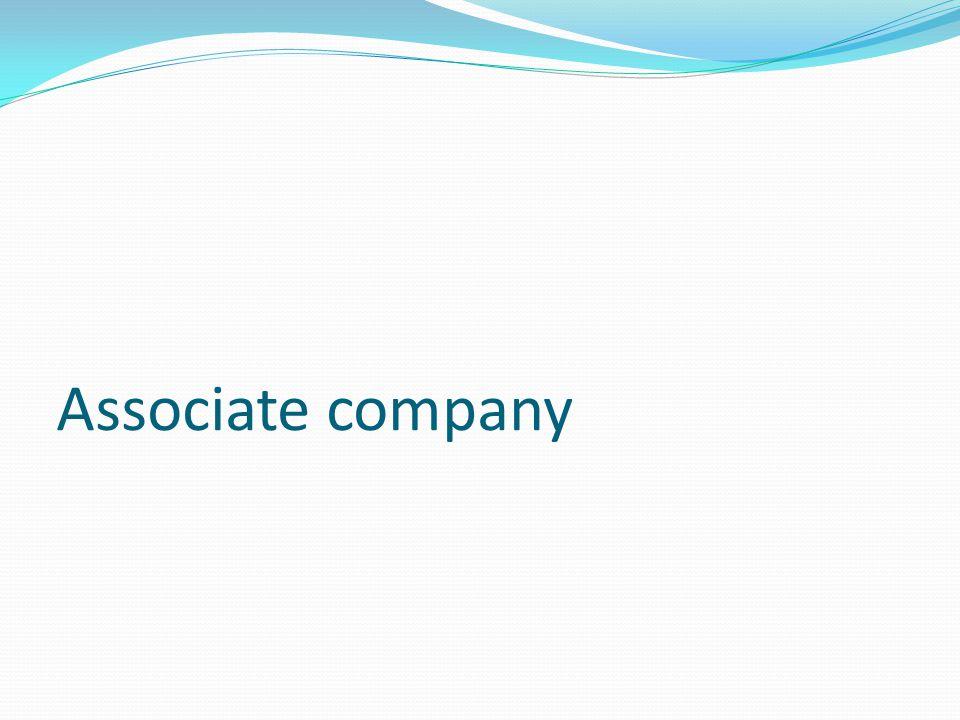 Associate company