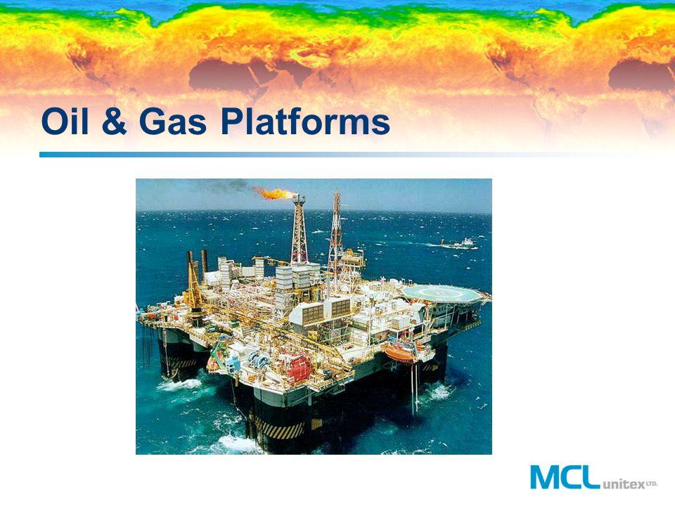 Oil & Gas Platforms