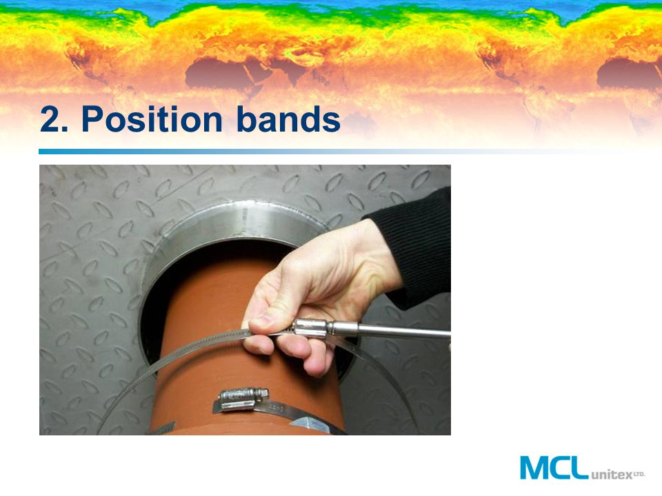 2. Position bands