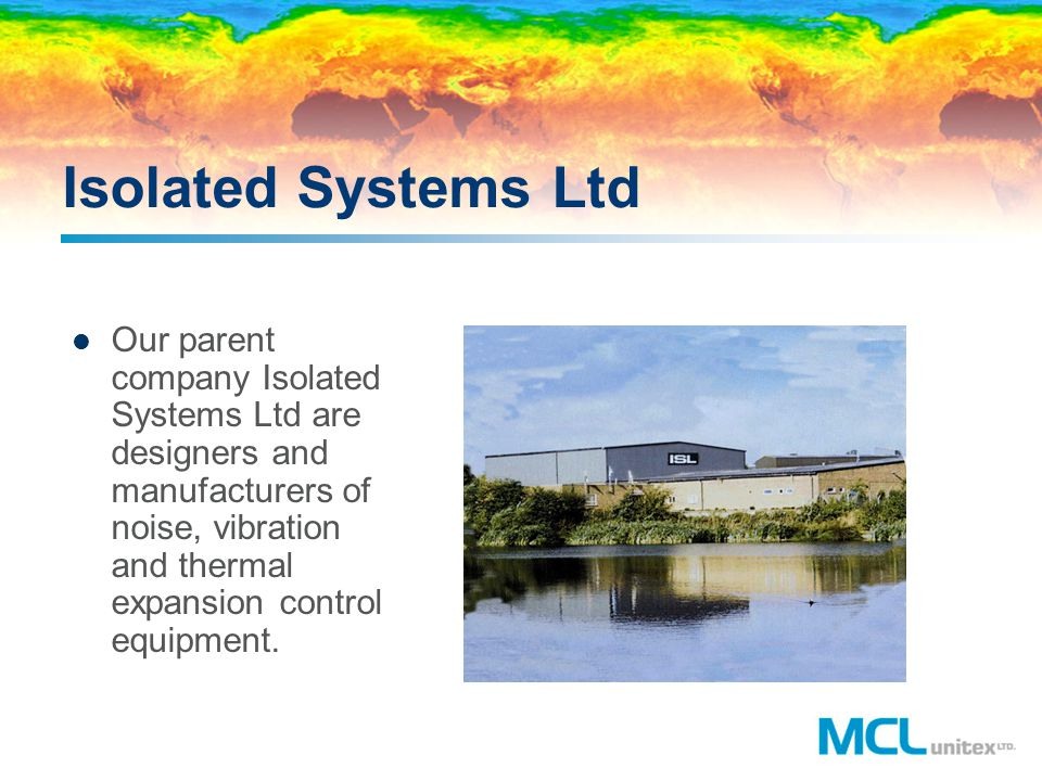 Isolated Systems Ltd