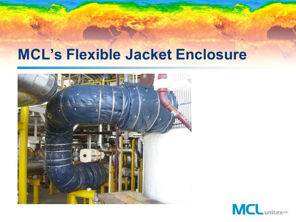 MCL's Flexible Jacket Enclosure