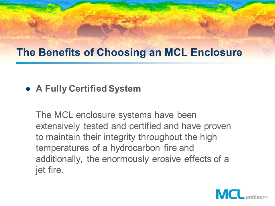 The Benefits of Choosing an MCL Enclosure