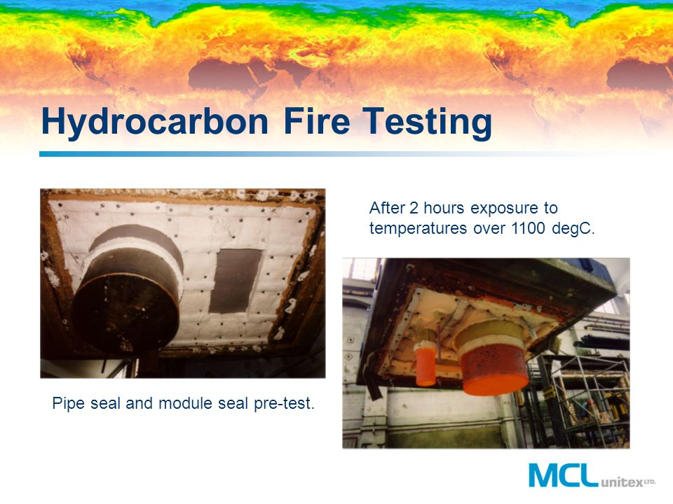 Hydrocarbon Fire Testing