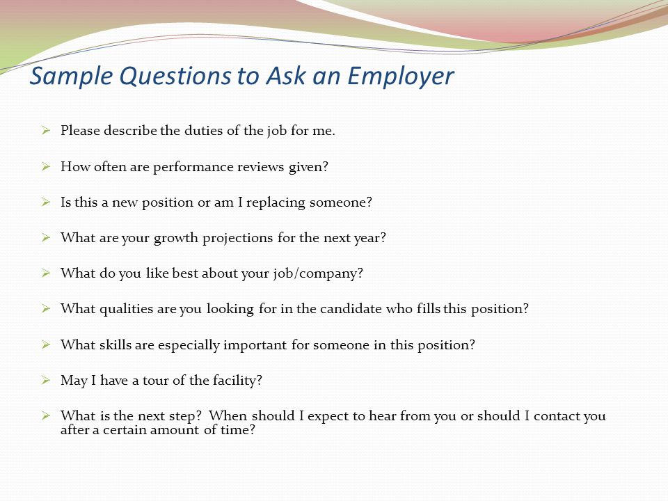 A step by step guide to building your career ppt download for Questions to ask a builder
