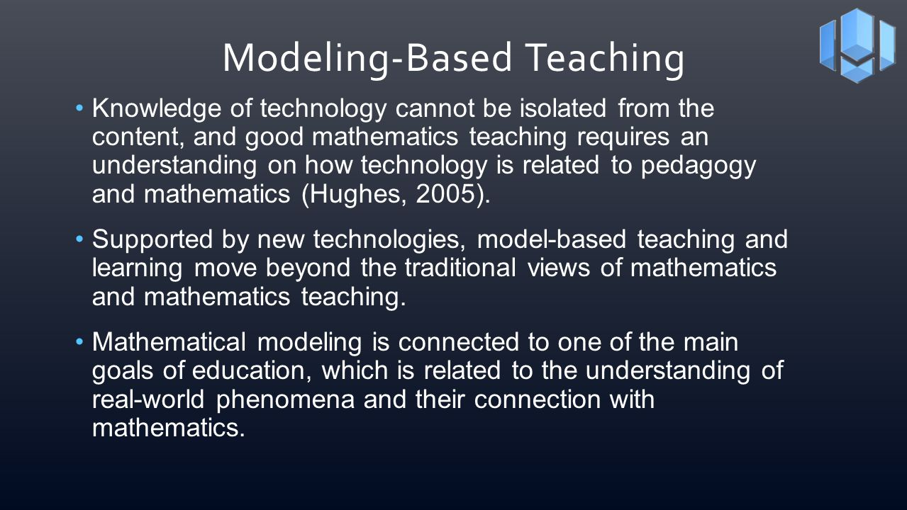 Modeling-Based Teaching