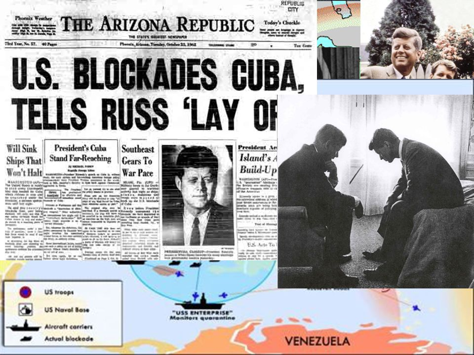 Cuban Missile Crisis JFK ordered U-2 spy planes to fly over Cuba