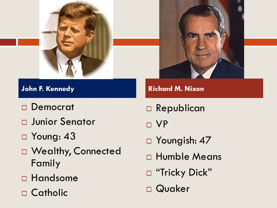 Wealthy, Connected Family Handsome Catholic Republican VP Youngish: 47