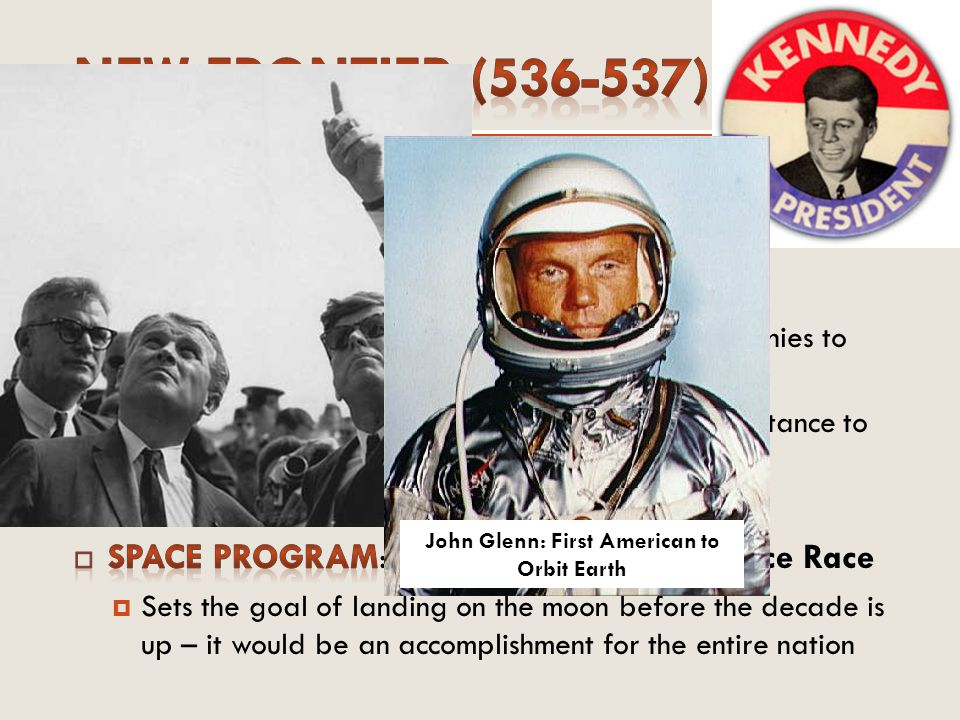 John Glenn: First American to Orbit Earth