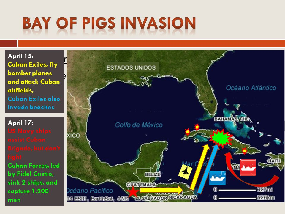 Bay of Pigs Invasion No secret The Perfect Failure April 15: