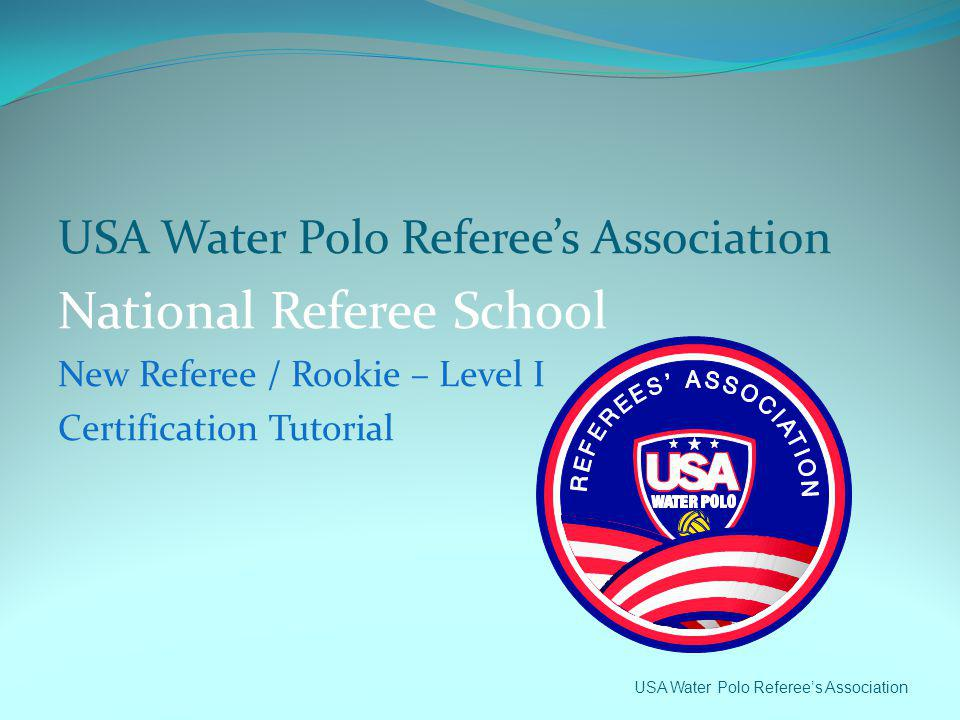 National Referee School