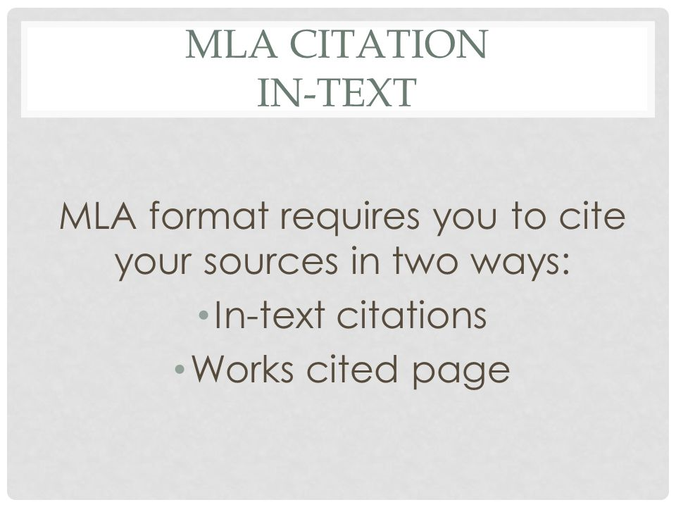 mla in text pdf slide